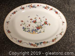 Large Vista Alegre Oval Platter