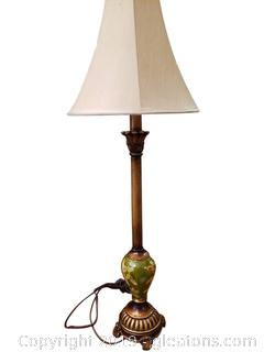 Tall Pole Table Top Lamp