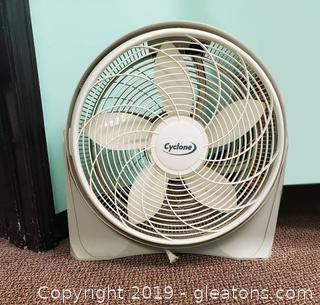 Cyclone Floor Fan