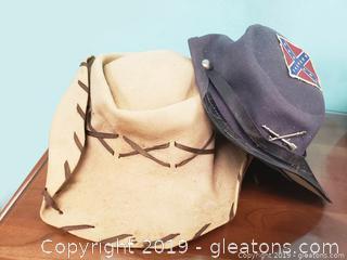 Vtg. Hats