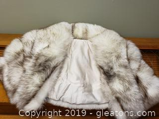 Beautiful Mink Light Color Stole