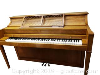 Acrosinic Beautiful Upright Piano