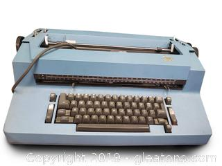 IBM Vtg Electric Type Writer