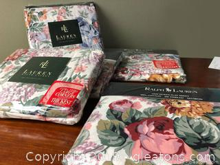 Ralph Lauren Linen Set