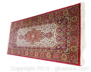 Small Persian Comfort Teppich Laxusy Runner Rug