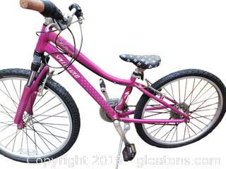 """Sugino"" Tektro Hotrock Specialized Girls Bike"