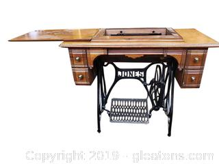 Jones Sewing Table