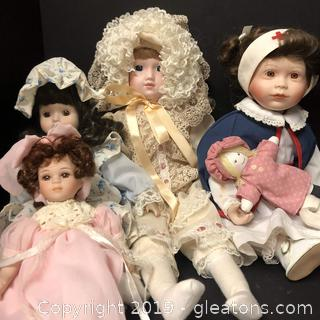 Beautiful Doll Lot