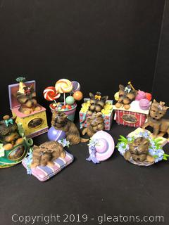 Nice Yorkie Lot Collection By The Hamilton Co