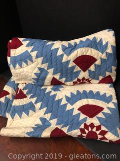 Beautiful Quilt Handmade