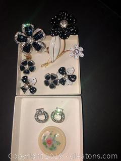 Gorgeous/Costume Jewelry Lot