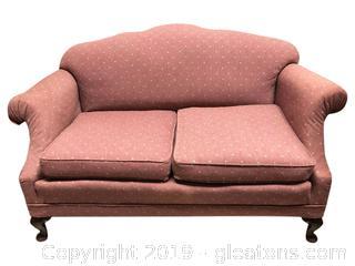 Queen Anne Style Sofa