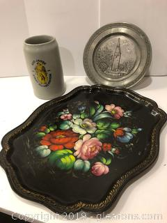 Lot Of Collectible Deco Pieces - 3