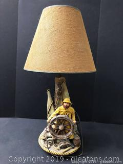 Nice Nautical Table Lamp