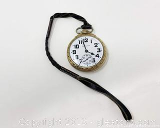 Antique Rare Hamilton Pocket Watch