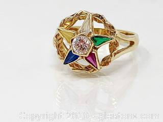 Women's Cocktail Ring