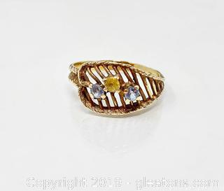 Antique Hand Crafted Ring