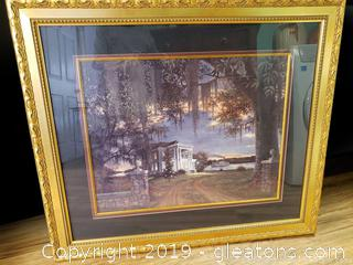 Large Beautiful Landscape House Wall Hanging