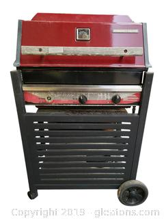 Capt'n Cook Barbeques Propane Gas Grill Galore Outdoor