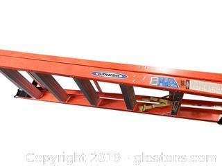 Werner 6ft Step Ladder Extra Heavy