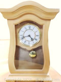 French Country Ethan Allen Mantle Clock