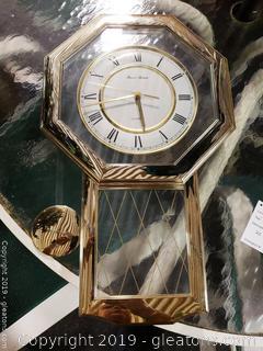 """Daniel Dakota"" Mid Century Wall Clock"