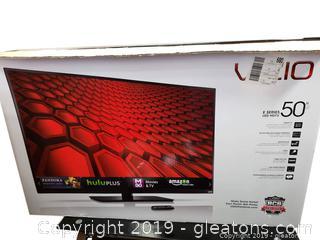 """50"""" Vizio E Series Led HDTV Smart TV"""