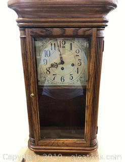 Houard Miller Wall Mantel Clock