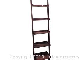 Nice Ladder Style Shelf