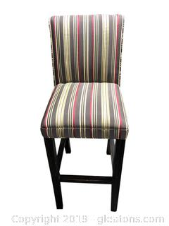 Cox Manufacturing Company Upholstered Bar Stool