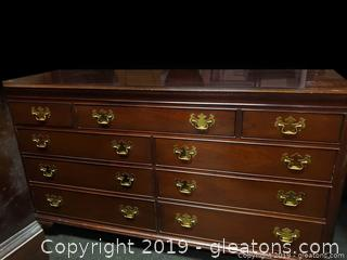 """""""The American Masterpiece Collection"""" Large Dresser"""