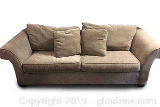Nice Overstuffed Couch
