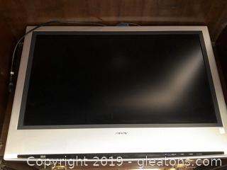 Flat Screen TV With Remote Sony TV With Remote