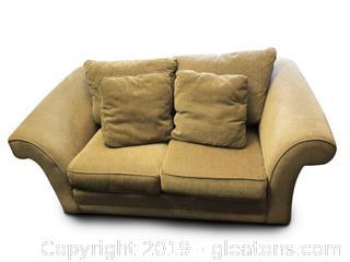 Oversized Love Seat