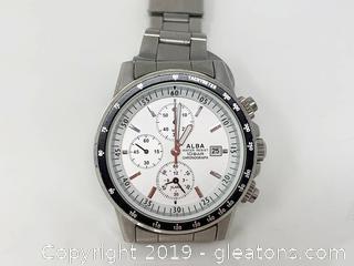 Men's Alba Wristwatch