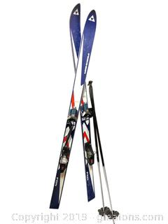 Fisher Snow Skis