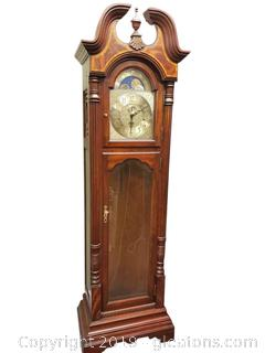 """Sligh"" Grandfather Clock"