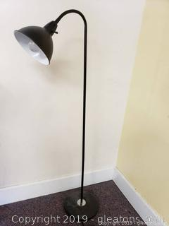 Flexible Arm Mid Centry Floor Lamp