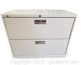 2000 Series By: Hon Industries File Cabinet