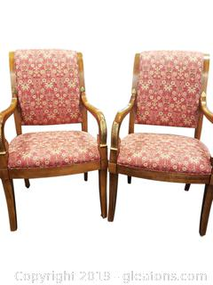 Henredon Chairs Matches lot 5