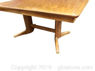 Mid Centry Modern Dining Table