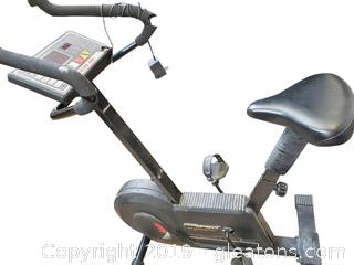 Pro Sport Ergometer Electromagnetic Programmable Cycle System 4500