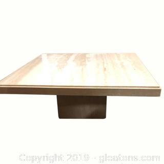 Mid Centry Modern Marble Cokctail Coffee Table