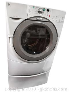 Front Load Whirlpool Dial Washer/Duet