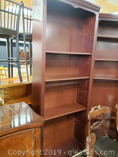 Large Wooden Bookshelf (A)