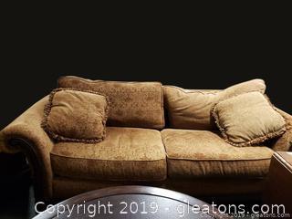 Bernhardt Cassatt Sofa
