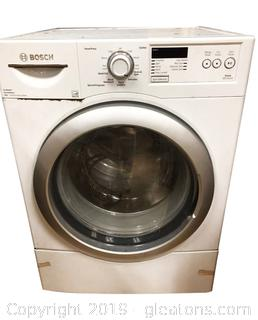 Bosch Front Load Washer Machine