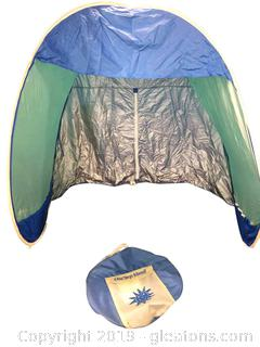 In Great Shape Pop Up Tent With Case