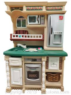 Kuttke Tujes Deluxe Kitchen Step 2 Life Style Dream For Children