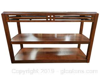White Furniture Co Console Table